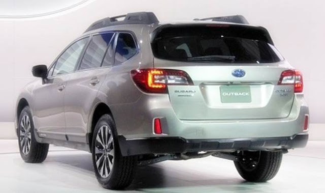 2018 Subaru Outback Redesign
