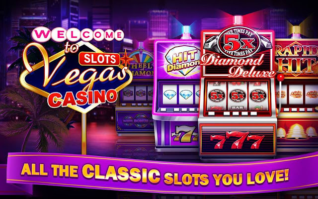 Slots - Classic Vegas Casino Free Coins