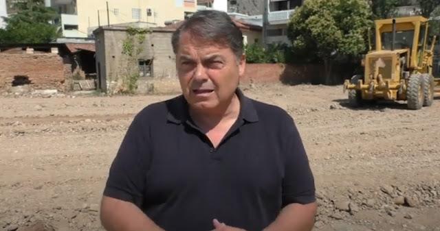 Νέο πάρκινγκ 2.000τμ. στο κέντρο του Άργους ανακοίνωσε ο Δ. Καμπόσος (βίντεο)