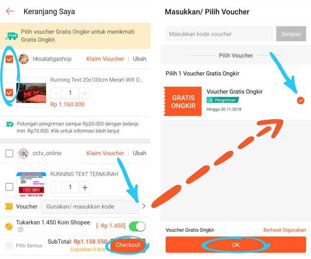 Cara Pembayaran Shopee Lewat Indomaret « ONLINES-ID