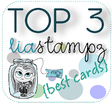 I made top 3 with my Tatty Teddy card
