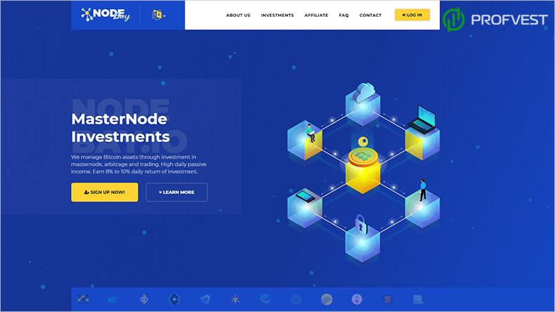 Node Bay LTD обзор и отзывы HYIP-проекта