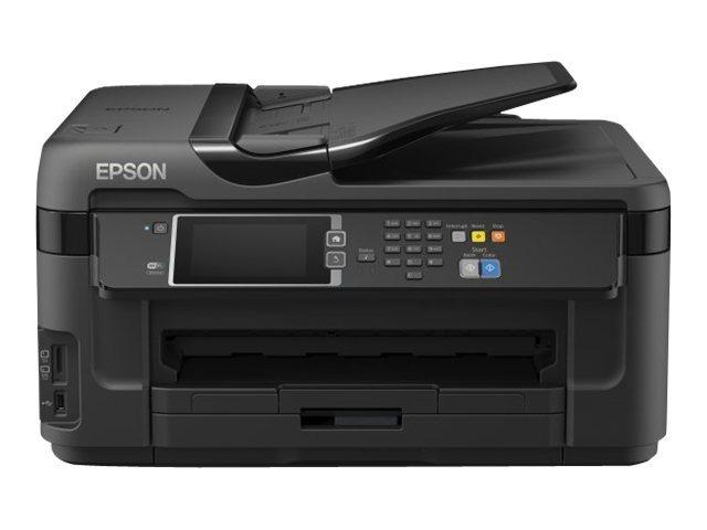 Epson WorkForce WF  Scanner Driver Download & …