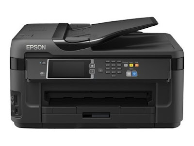 Download Software Epson WorkForce WF 7610DWF