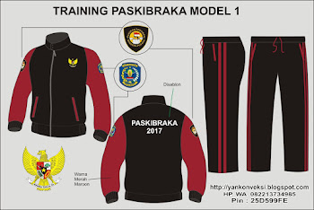 TRAINING PASKIBRAKA = 45 PASANG  TRAINING PASKIBRAKA = 45 PASANG PESANAN PASKIBRAKA KOTA BONTANG