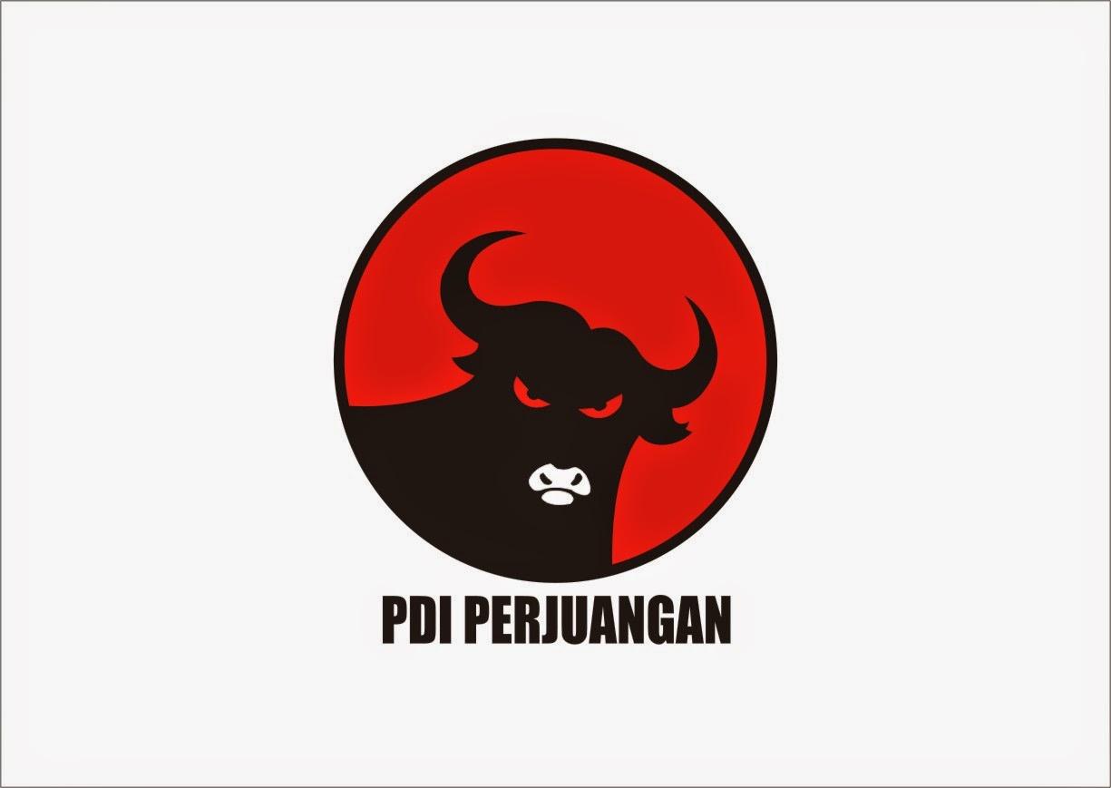 PDI Perjuangan Logo Vector download free