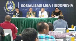 PSSI Sosialisasi Liga 1 2017