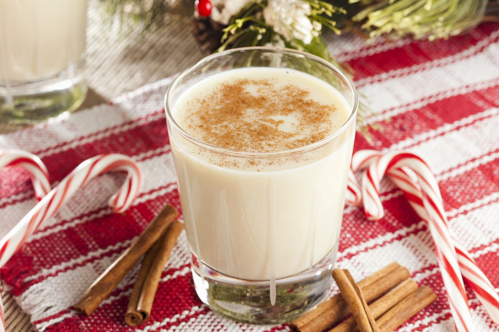 Eggnog Remix with Prairie Organic Spirits