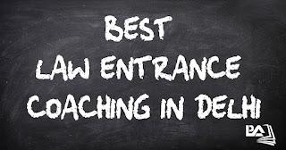 Law Entrance Coaching