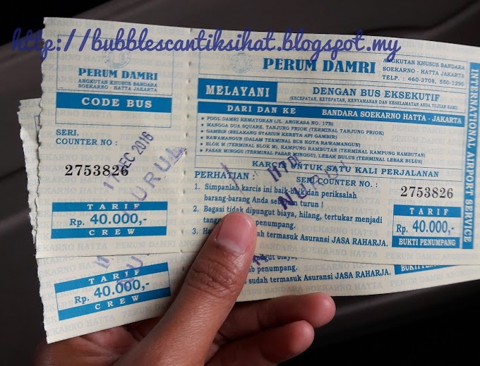Tips Bercuti di Jakarta Indonesia