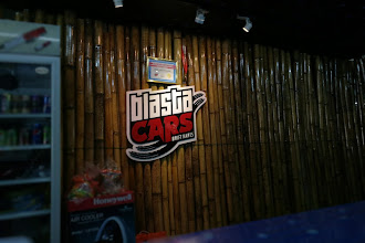 Blastacars - Drifts Karts dalam Kuala Lumpur ?
