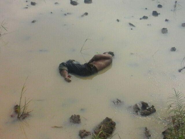 Mayat di Sawah Bangun Lagi Setelah Didatangi Polisi