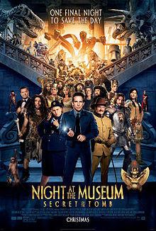 Sinopsis dan Jalan Cerita Film Night at the Museum: Secret of the Tomb