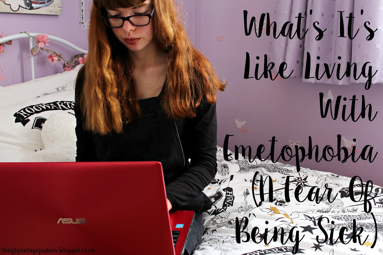 What's It's Like Living With Emetophobia (A Fear Of Being Sick)  mental health advice tips support anxiety OCD