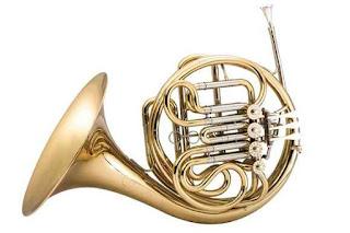 Alat Musik Tiup French Horn