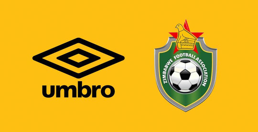 e66a307bb ... English sports kit manufacturers Umbro. Zimbabwe wore unbranded jerseys  last year. Their last kit supplier (until the end of 2017) was Mafro, a  small ...