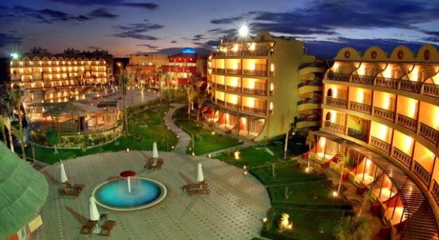 فندق كارلوس بوريفاج بمرسي مطروح
