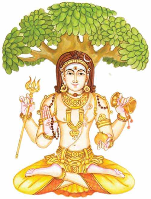 Dakshinamurti Form of Shiva