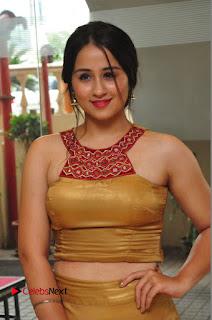 Actress Simrat Juneja Pictures in Golden Long Dress 0007