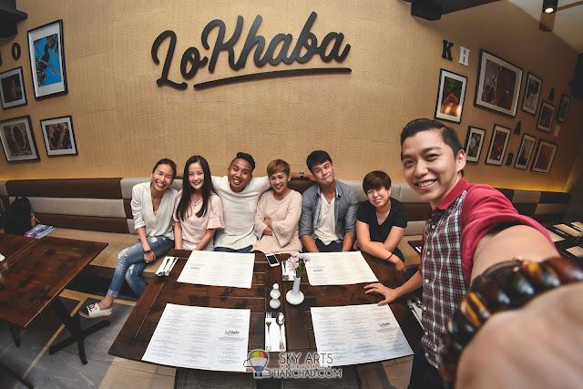 LoKhaba Bangsar @ Jalan Telawi 4 - Classic Malaysian Cuisine in Town #TCSelfie