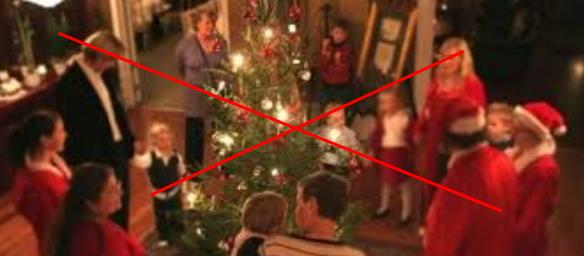 5 Negara yang tidak boleh rayakan natal, Jika ketahuan... Akan di hukum berat