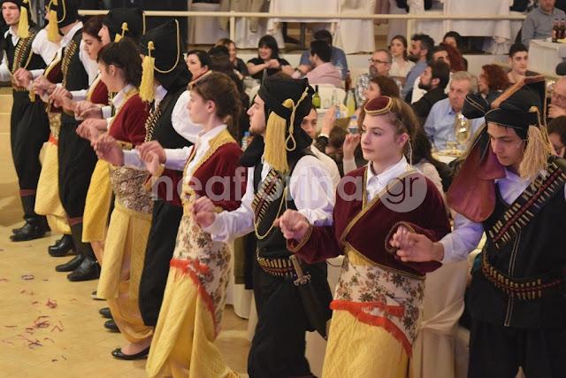 Με επιτυχία ο ετήσιος χορός του Ποντιακού Συλλόγου Αμμοχωρίου «Παναγία Σουμελά» (Φωτο - Video)