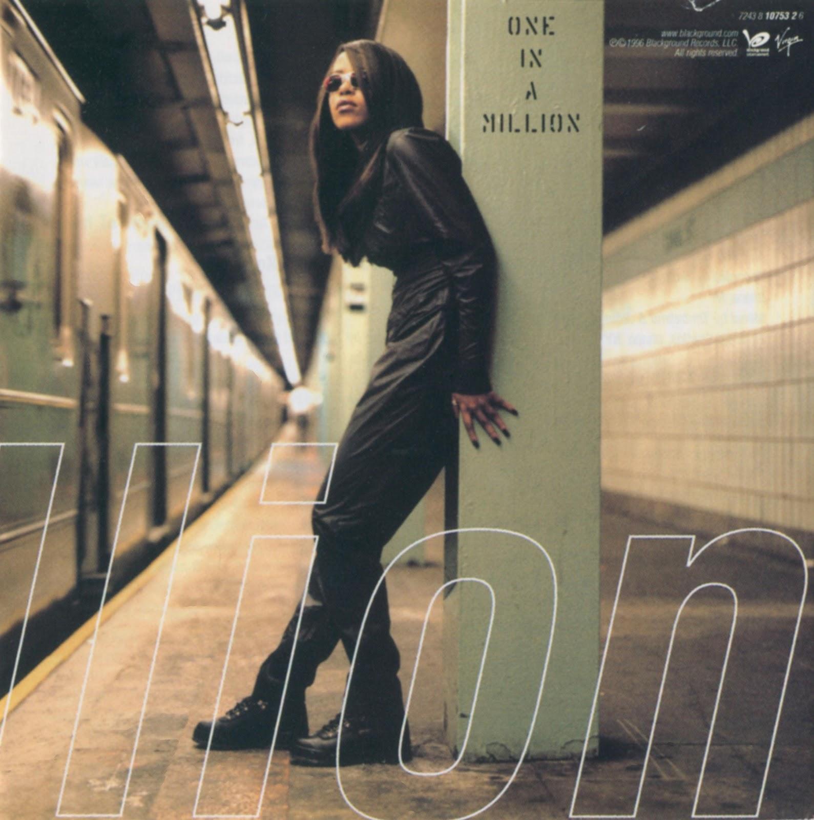 Aaliyah 2001 Album Cover Mari All Things Music:...