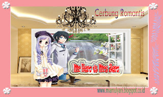 Cerbung Romantis Mr Hero vs Mrs Zero Part ~ 02