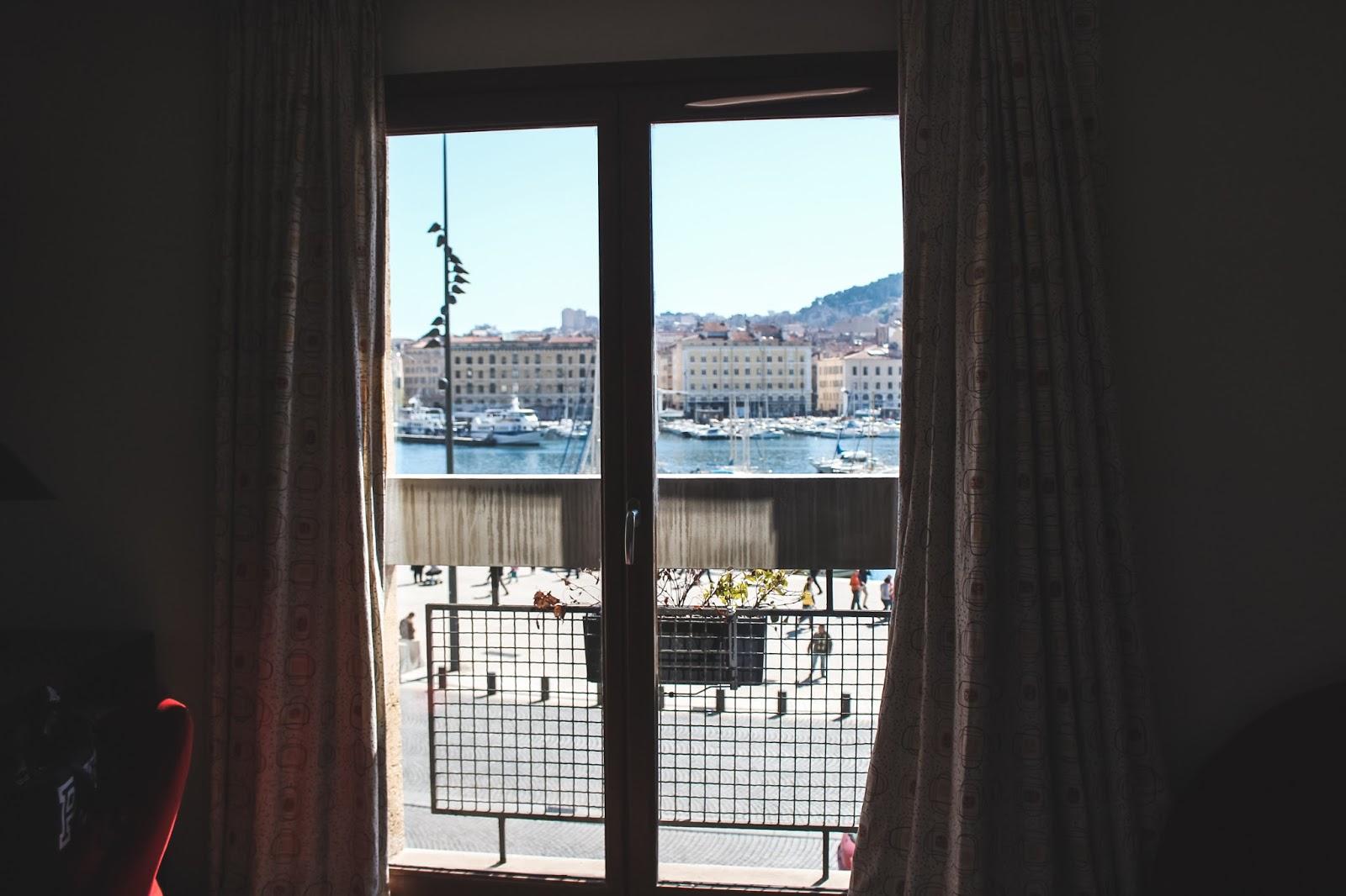 Hôtel Résidence du Vieux Port