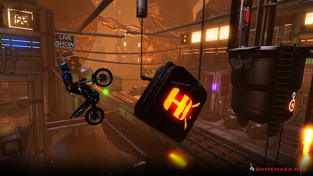 Trials Fusion Fire in the Deep Gameplay Screenshot 5