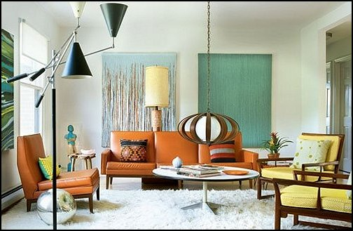 decorating ideas mid century modern style decorating ideas