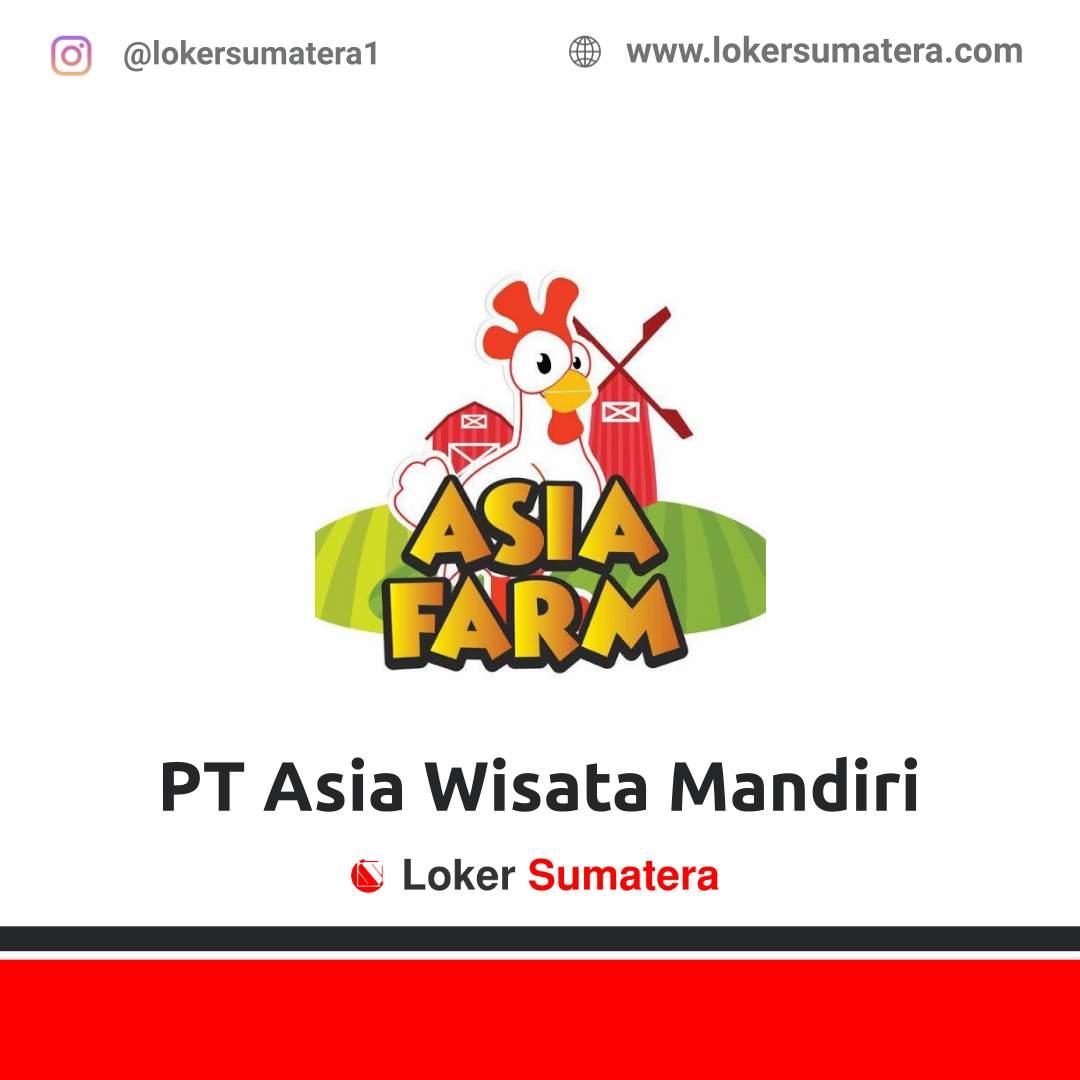 Lowongan Kerja Pekanbaru: PT Asia Wisata Mandiri (Asia Farm) November 2020
