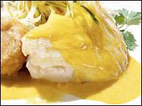 Receta : Pollo con salsa de mostaza