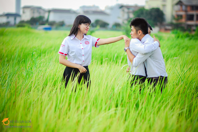 y tuong chup anh ky yeu co lau