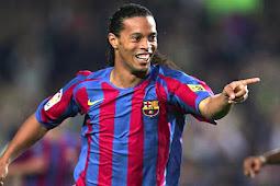 BASRI Keluarkan Dana 7 M Untuk Datangkan Ronaldinho Ke Palembang