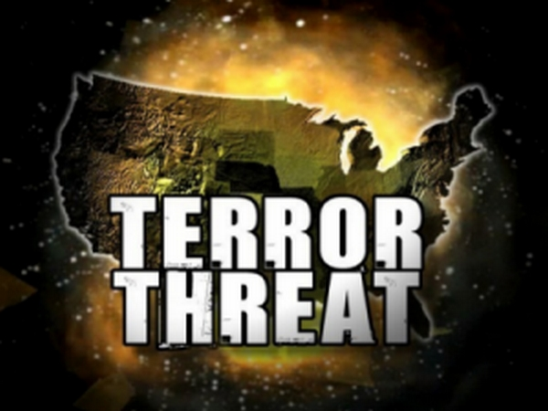 Police in three states warned about potential terror threat