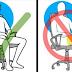 4 طرق مهمة لحماية صحتك وعظامك عند الجلوس أثناء العمل