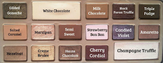 Tutorial Occhi Intensi Toni Naturali chocolate bar too faced