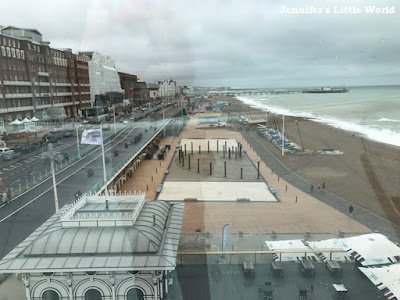 The Brighton British Airways i360 observation tower