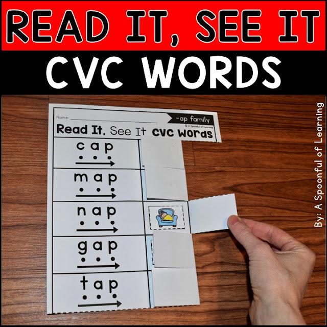 Reading Fluency: Read It, See It