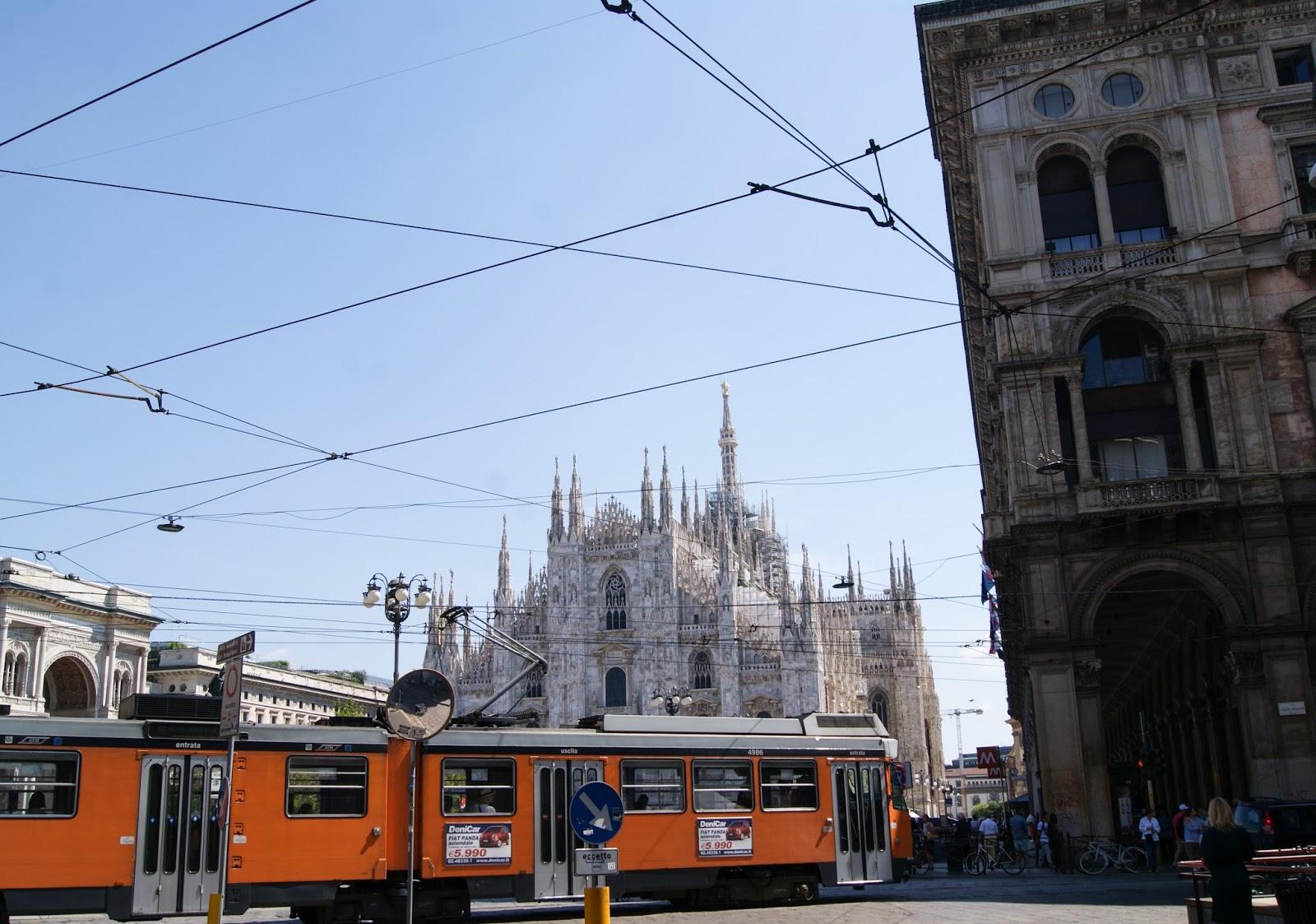 voyages Milan