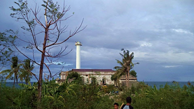 Gigantes Norte lighthouse, Islas de Gigantes