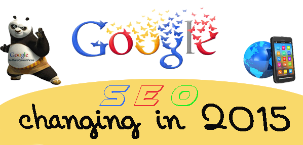 Google SEO Changing in Year 2015