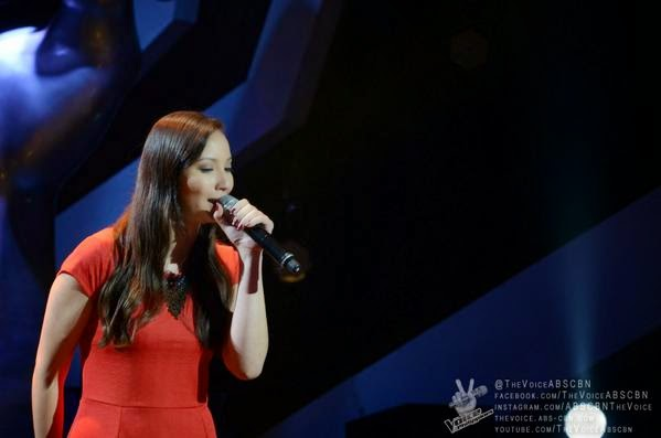 Vanessa Monot sings 'Pangarap Lang' on 'The Voice of the Philippines' Season 2