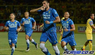 Skuat Persib Bandung 2017 Lebih Ramping