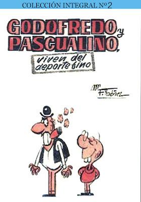 Colección Integral, nº 2 Godofredo y Pascualino