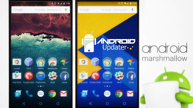 May 2016 Android Marshmallow 6.0.1 Updates Full Changelogs