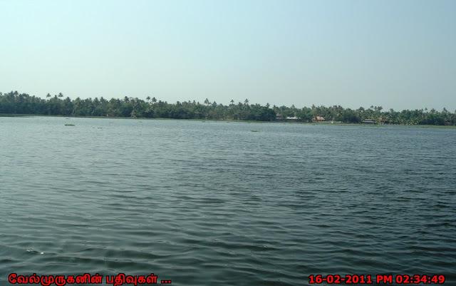 Vembanad Lake kumarakom
