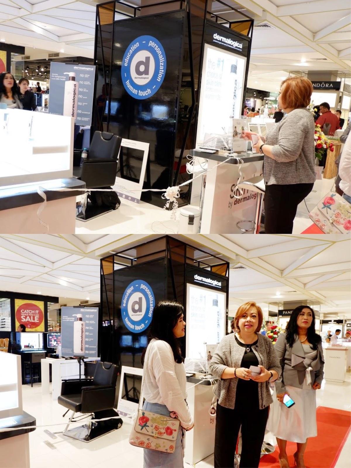Event dan Review Produk Dermalogica Indonesia