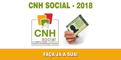 CNH Social (GRATUITA) 2018 - Inscrições abertas!